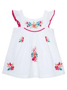 White Dress JIBOROB1 / 20SG09H1ROB000