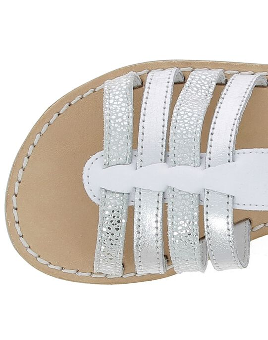 White Sandal CFSANDIBEL / 18SK35W2D0E000