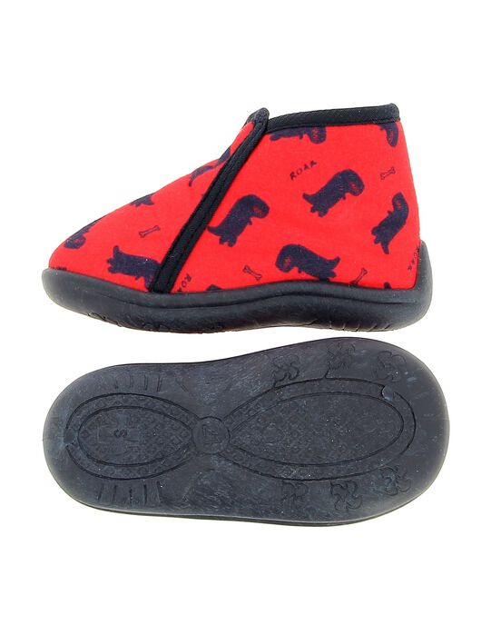 Red Booties CBGBOTDINO / 18SK38X2D0A050