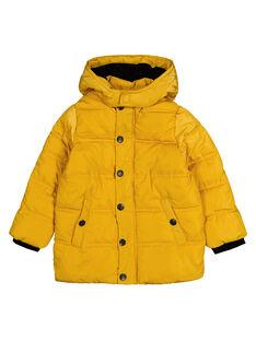 Light yellow Jacket GOGRODOU2 / 19W902G5BLOB116