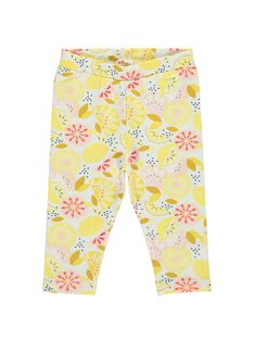 Baby girls' leggings CYIPILEG / 18SI09I1CAL099