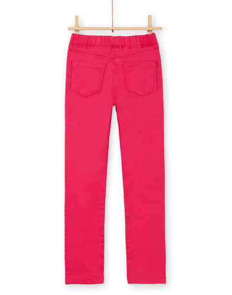 Red PANTS LAJOJEG2 / 21S90144D2BF507