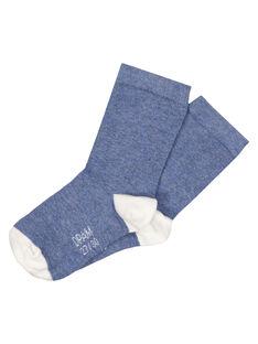 Brown Socks GYOJOCHO3 / 19WI02L1SOQI820