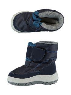 Navy Mountain boots GBGMONTMEP / 19WK38W2D3N070