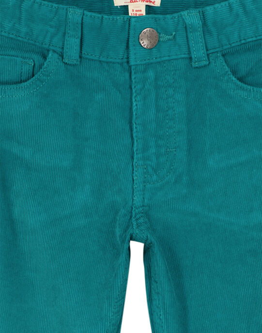 Green Pants GOJOPAVEL5 / 19W902L2D2BG617