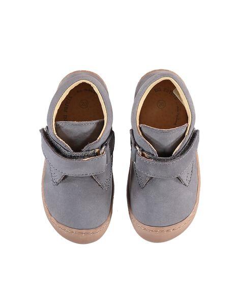 Grey Booties JBGBOTIFLEG / 20SK38Y1D0F940