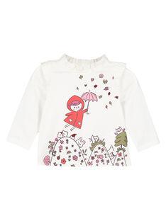 Off white T-shirt GIBRUTEE / 19WG09K1TML001