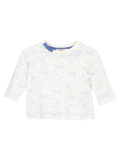 Off white T-shirt GUBLATEE2 / 19WG10S2TML001