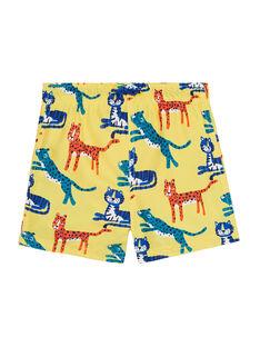 Yellow Swimsuit JYOMERBOXTI / 20SI02K2MAIB102