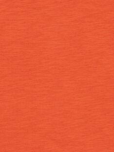 Orange T-SHIRT LOTERTI3 / 21S902V3TMCE410