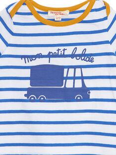 Sky blue T-shirt JUJOTI2 / 20SG10T2TMCC201