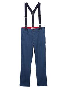 Pantalon à bretelles  GONOPAN / 19W902V1PAN703