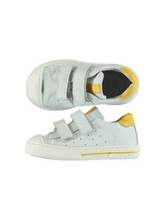 White Sneakers FBGBASYEL / 19SK3841D3F000