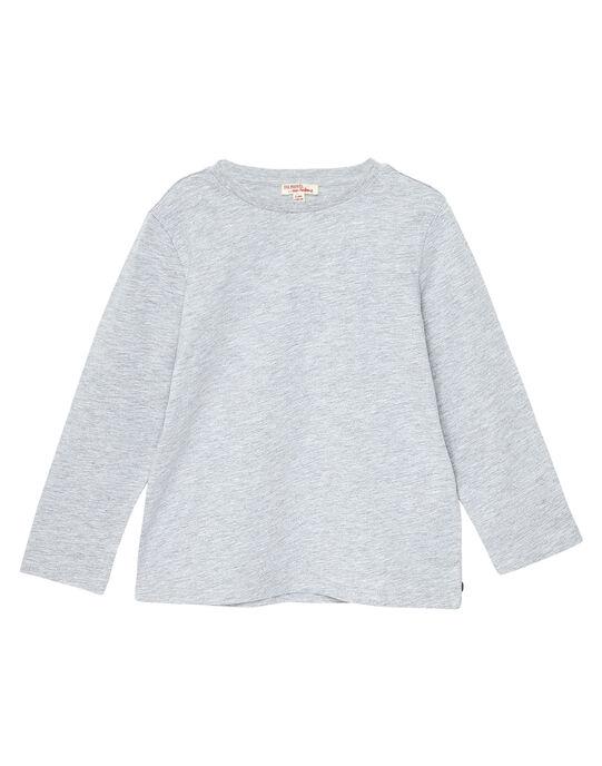 Grey Longsleeve T-SHIRT JOESTEE3 / 20S90261D32J922