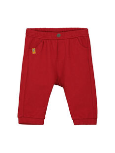 Baby boys' trousers FUBAPAN1 / 19SG1061PANF509