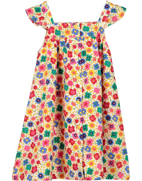 Baby girls' fancy dress FICOROB3 / 19SG0983ROB000
