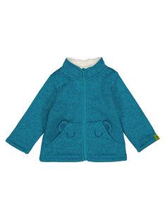 Dark Turquoise Waistcoat GUJOGILRA3 / 19WG10L3GILC217