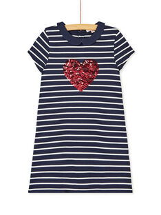 Navy DRESS KAJOROB3 / 20W90132ROB070