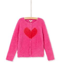 Pink CARDIGAN KARECAR / 20W901G1CARD320