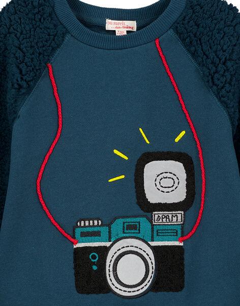 Dark navy Sweat Shirt GOTUSWE / 19W902Q1SWM707