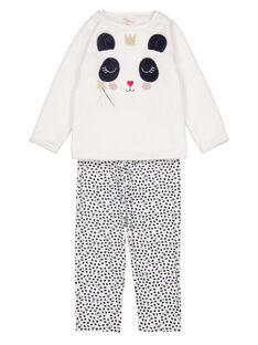 Off white Pajamas GEFAPYJDA / 19WH11N5PYJ001