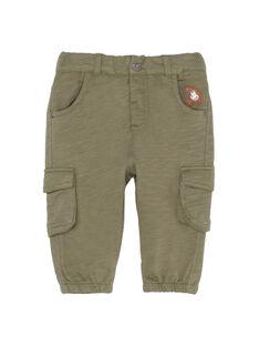 Dark kaki pants JUDUPAN / 20SG10O1PAN609