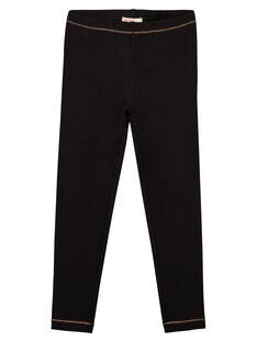 Black Leggings GYAESLEG4 / 19WI01U3D26090