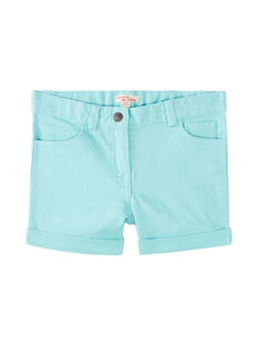 Water blue SHORTS JAJOSHORT6 / 20S901T7D30213