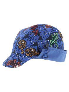 Multicolor Hat CYUGAUCHA / 18SI10L1CHA099