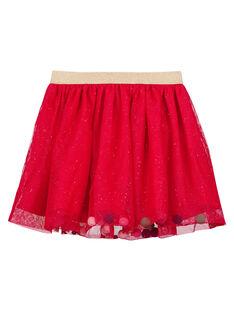 Red Skirt GANOJUP2 / 19W901V1JUPF521