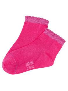 Fushia Socks JYAJOSCHO1A / 20SI015ESOQ304