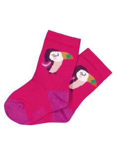 Pink Socks GYIJOCHO11 / 19WI09L2SOQD320