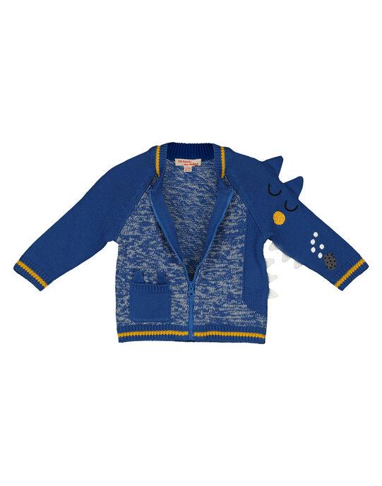 Blue Waistcoat GUBLEGIL / 19WG1091GIL702