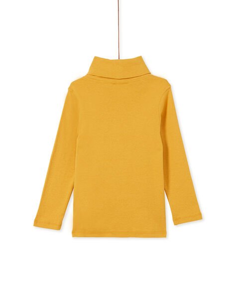 Yellow UNDER-SWEATER KOJOSOUP1 / 20W90244D3BB105