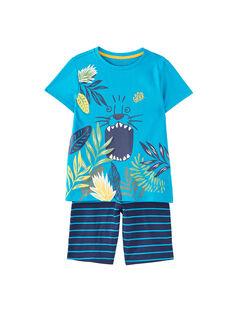 Blue Pajamas JEGOPYCJUN / 20SH12U4PYJC242