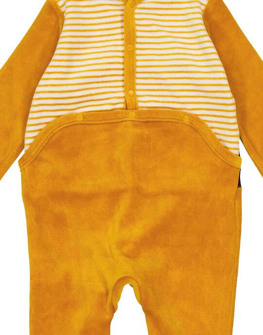 Yellow Romper GEGAGRETIG / 19WH14N3GREB105