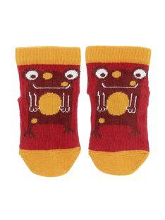 Red Socks CYUJOCHO10A / 18SI10S7SOQ502