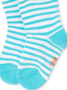 Boy's layette socks LYUJOSCHO2 / 21SI1045SOQ202