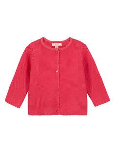 Pink Cardigan GIJOCAR4 / 19WG0942CARD318