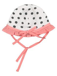 Baby girls' fancy hat FOU2CHA / 19SF42J1CHA099