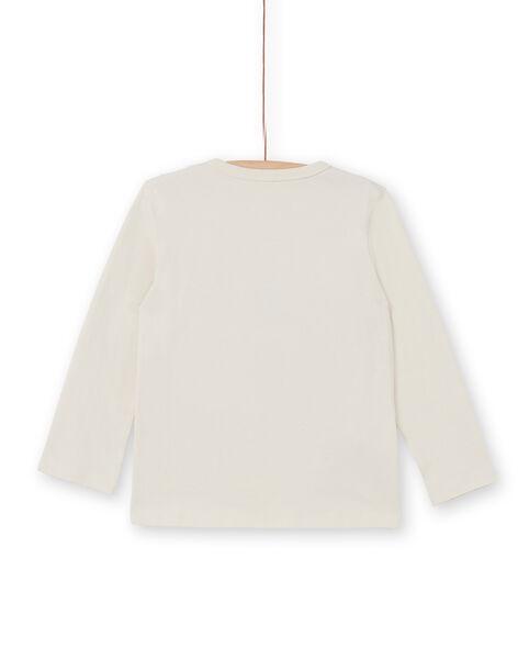 Long sleeved T-shirt - Enfant Garçon LOROUTEE3 / 21S902K1TML002