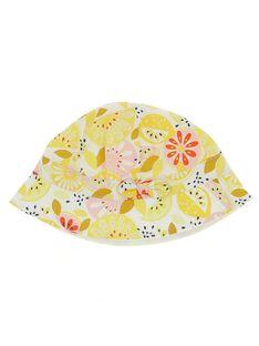 Baby girls' hat CYIPICHA / 18SI09I1CHA099