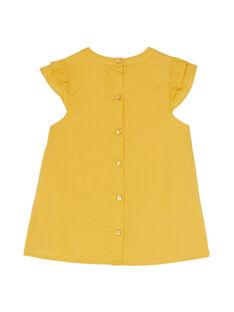 Yellow Dress JIDUROB3 / 20SG09O1ROBB107