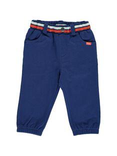 Blue pants CUDEPAN2 / 18SG10F2PAN703