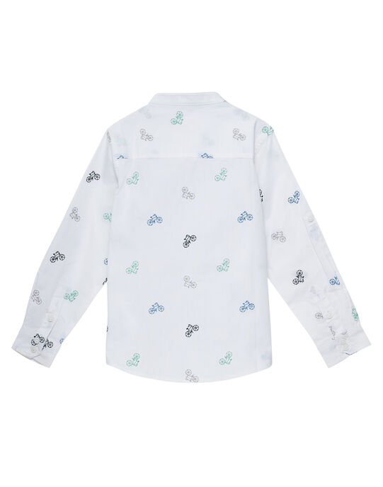 White Shirt JOPOESHIRT / 20S902G1CHM000