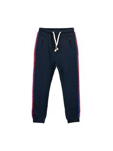 Navy pants FOCOPAN / 19S90281PAN705
