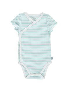 Boys' short-sleeved bodysuit CCGBODAOP2 / 18SF04C2BOD099