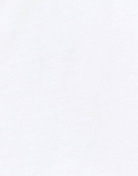 Off white BABY BLOUSE KIBRIBRAEX / 20WG09F2BRA001