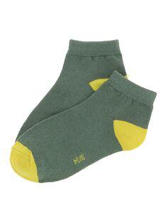 Boys' ankle socks CYOJOCHO7B / 18SI02S2SOQ628