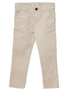 Beige Pants JOJOPACHI1 / 20S90244D2B080